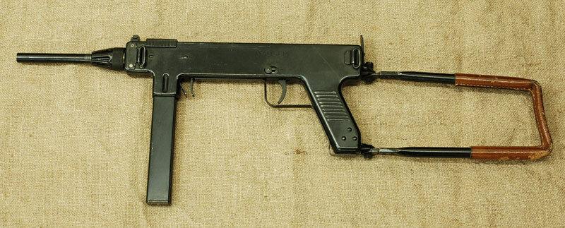 Пистолеты-пулеметы «Madsen»