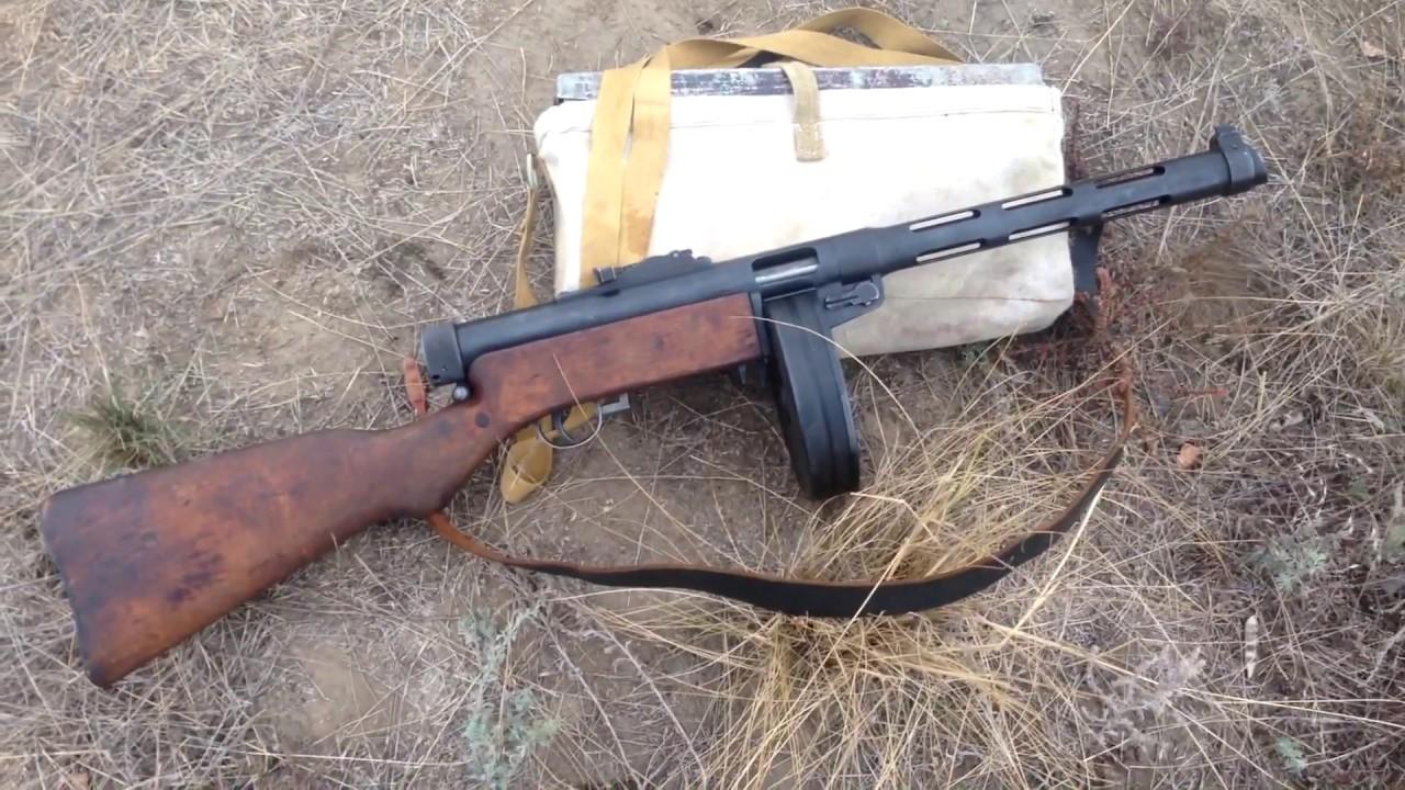 Пистолет-пулемет «Suomi» М31