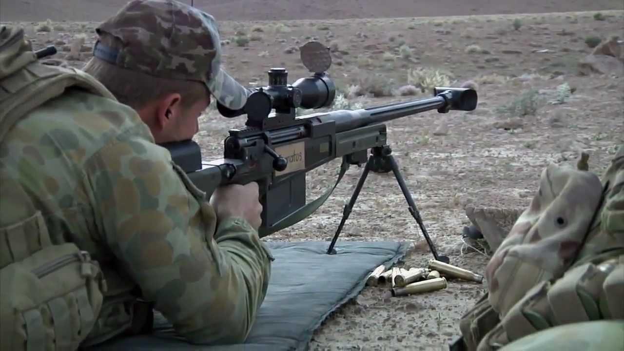 Снайперские винтовки «Accuracy International» (Великобритания)
