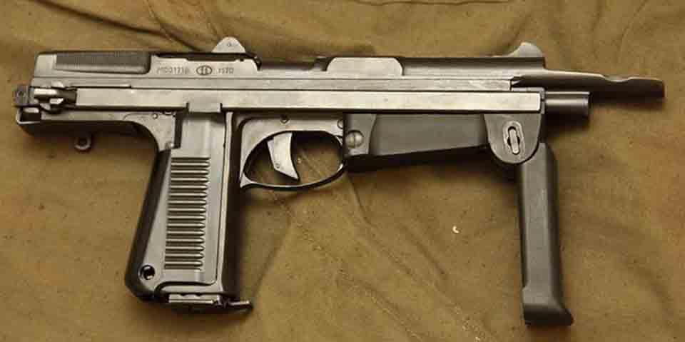 Пистолет-пулемет PM 63