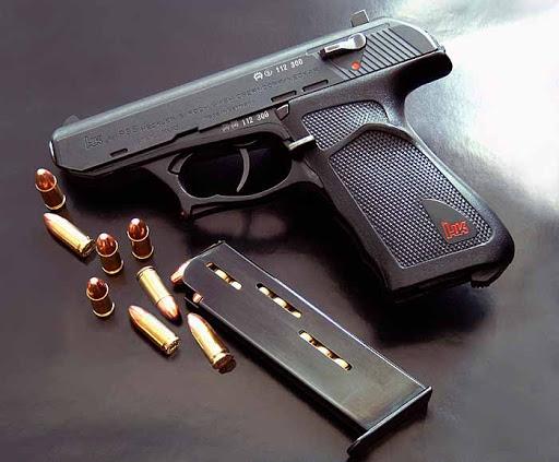 Конструкция пистолета «Heckler & Koch» P9
