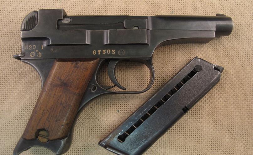 Пистолеты «Nambu» (Япония)
