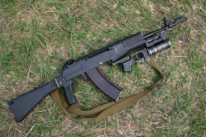 Автомат Никонова АН-94 «Абакан» (СССР-Россия)