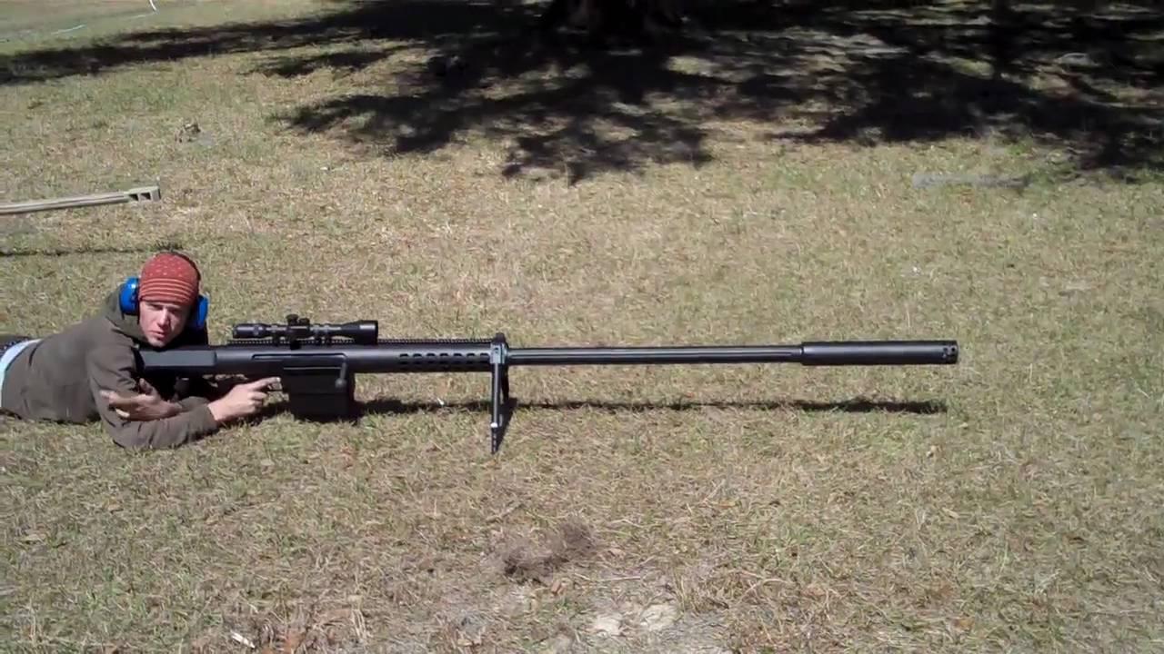 Крупнокалиберные винтовки «Anzio Ironworks» (США)