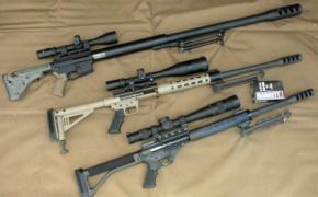 Крупнокалиберная винтовка «Safety UltraMag 50» (США)
