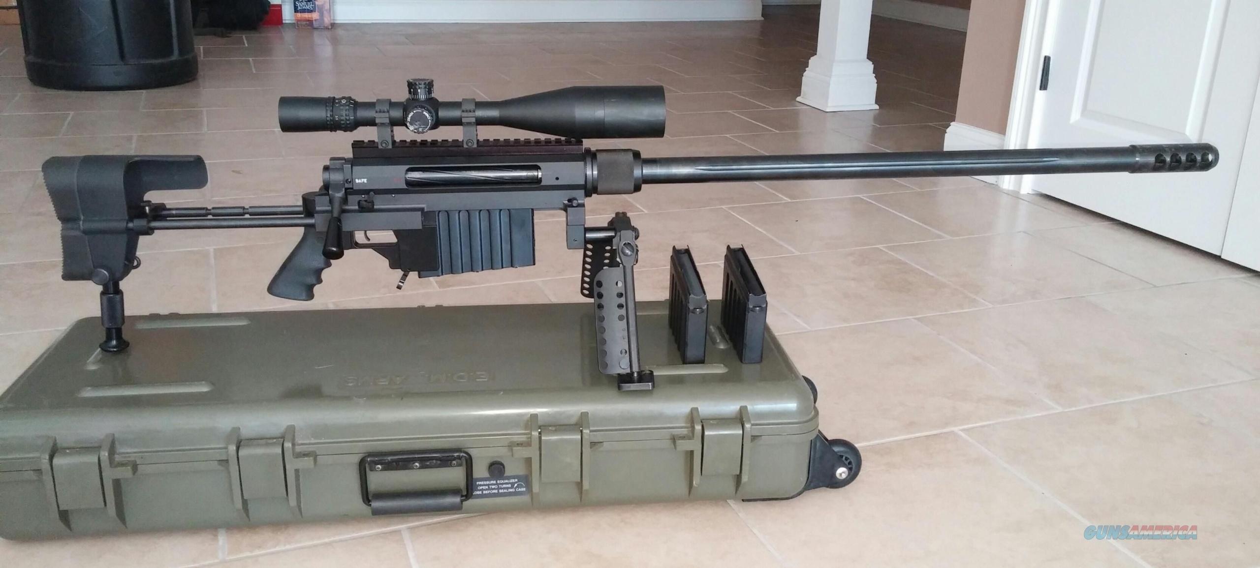 Снайперские винтовки «EDM Windrunner» (США)