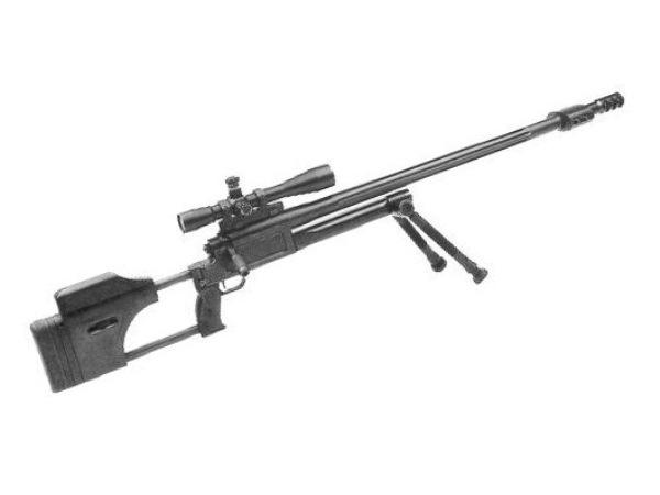Конструкция винтовки М 500