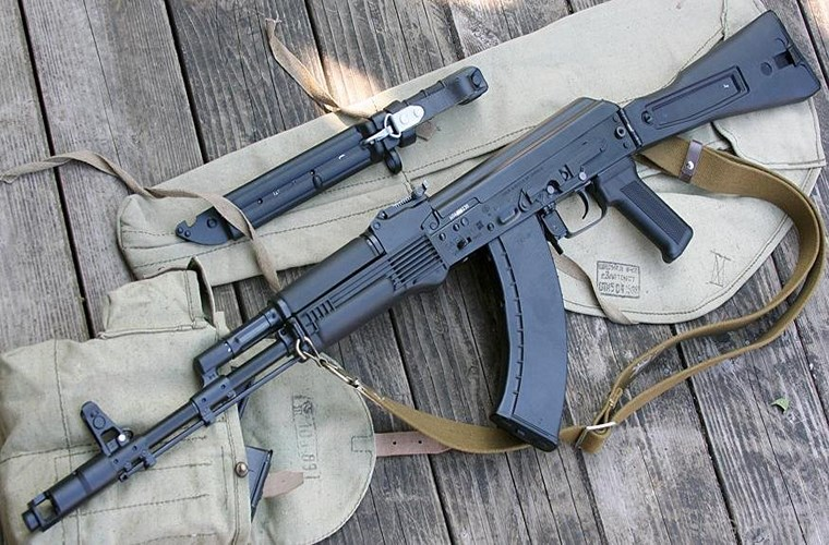 Конструкция автоматов Калашникова АК-100