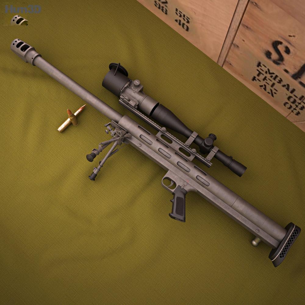 Крупнокалиберные винтовки «LAR Grizzly» и «Desert Toys Rebel»