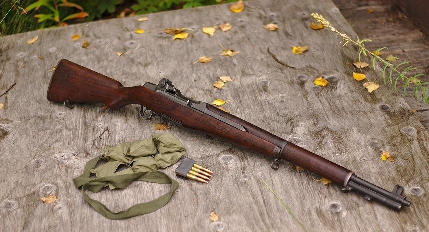 Самозарядные винтовки «Garand» М 1 и «Johnson» (США)