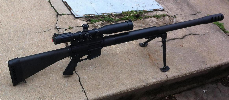 Крупнокалиберные винтовки «Watson's Weapons» (США)