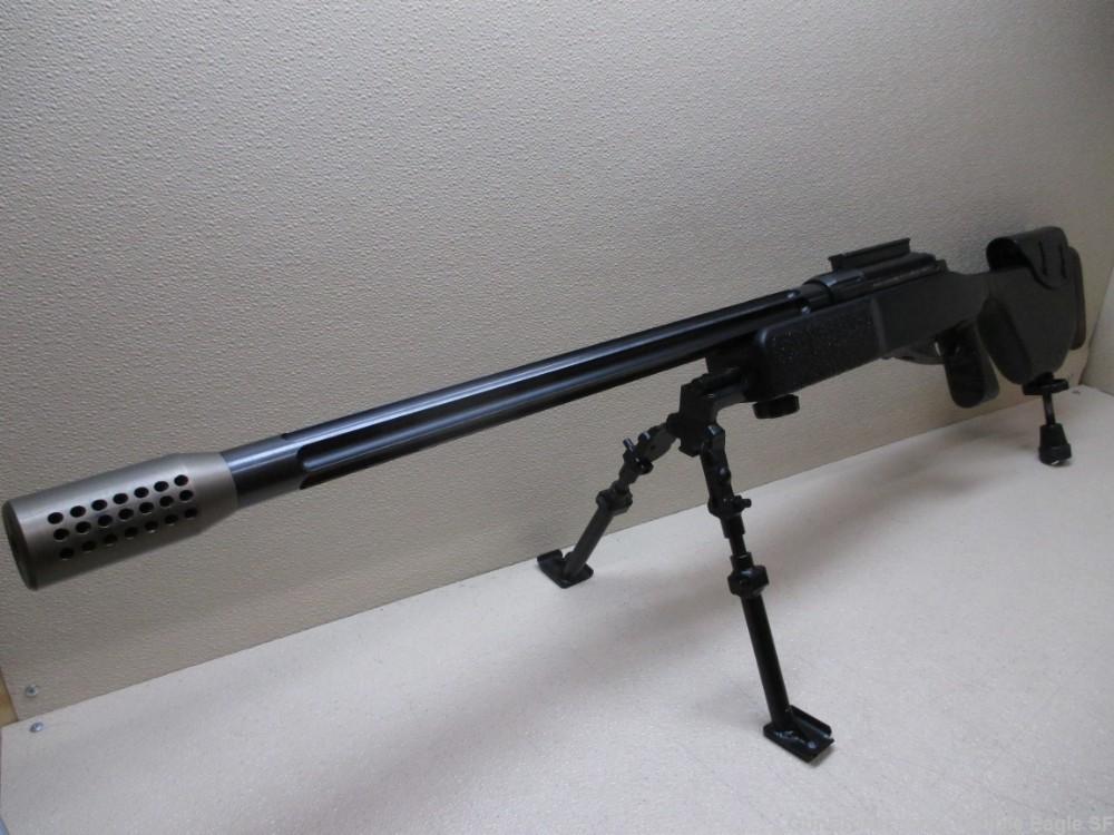 Конструкция винтовок «Watson's Weapons 50 BMG Bolt Action»
