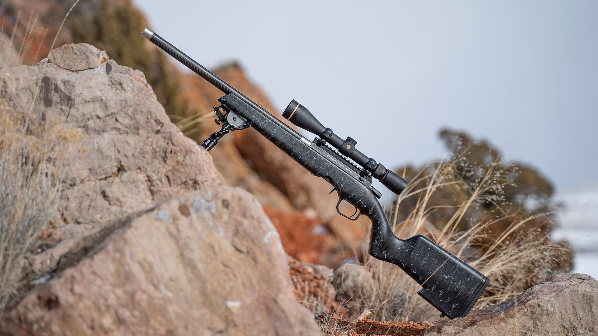 Снайперские винтовки «Christensen Arms» и «Robar» (США)