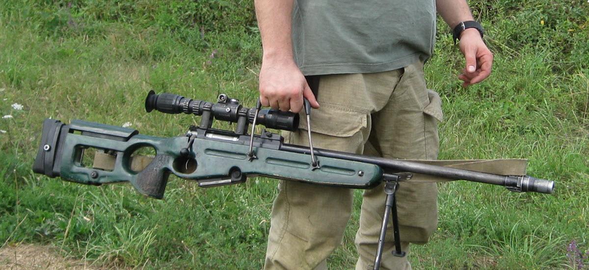 Снайперские винтовки СВ-98 и СВ-99 (Россия)