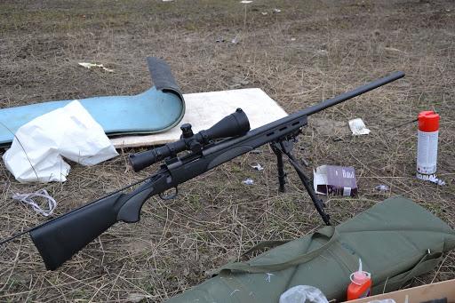 Снайперские винтовки «Remington» 700, М 24 и М 40 (США)