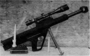Крупнокалиберные винтовки «Ballard» и «Liberty Arms» (США)