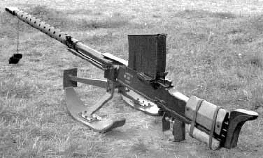 Противотанковые винтовки «Lahti» VKT-L 1939 и 1939/44 (Финляндия)