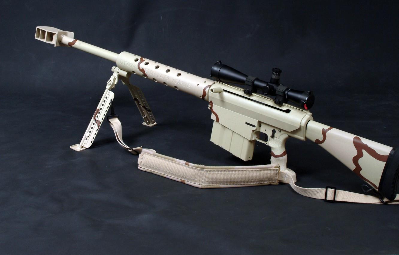 Крупнокалиберные винтовки «Cobb» (США)