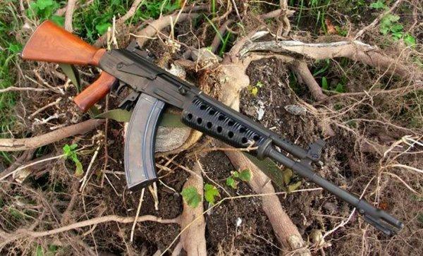 Штурмовые винтовки «Valmet/Sako» (Финляндия)
