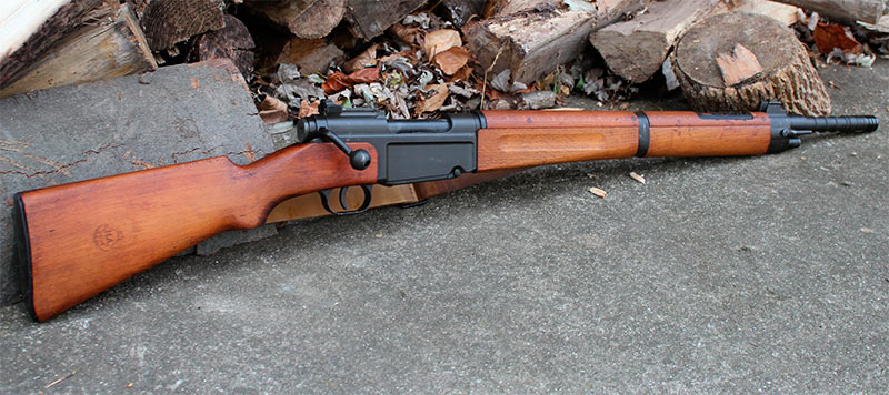 Конструкция винтовки MAS обр. 1936 г.