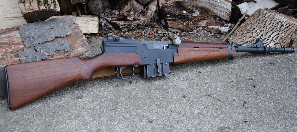Конструкция винтовок MAS 49 и MAS 49/56