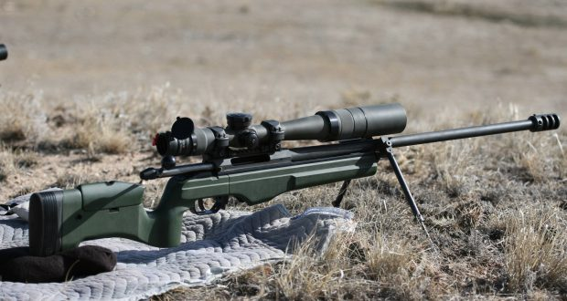 Снайперские винтовки «Sako» TRG и «Lynx» (Франция)