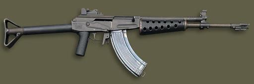 Конструкция винтовки «Valmet» М 62