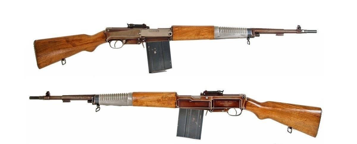 Самозарядная винтовка Холека ZH 29 (Чехословакия)