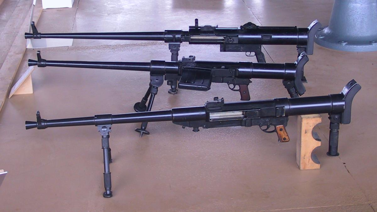 Противотанковые винтовки «Oerlikon» (Швейцария)