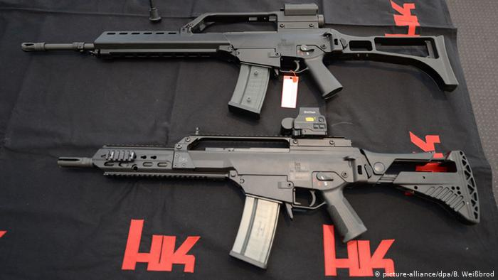 Штурмовая винтовка «Heckler & Koch» G 36 (ФРГ)
