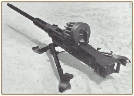 Противотанковая винтовка «Bofors» m/40 (Швеция)