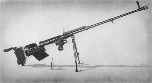 Противотанковые винтовки «Brno» обр. 1941 г. (Чехословакия)