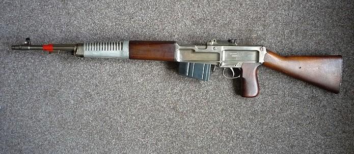 Конструкция винтовки ZH 29