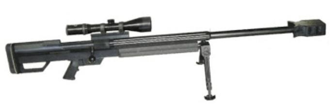 Конструкция винтовки «Fortmeier Fortek Model 2001»