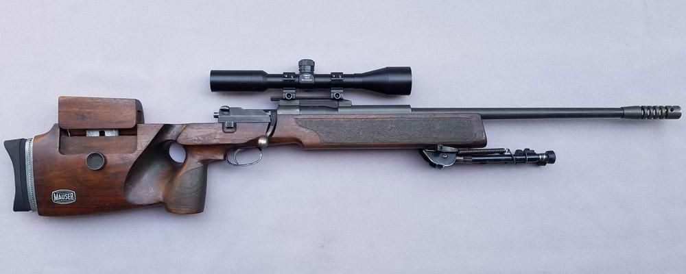 Конструкция винтовки «Mauser» SP 66