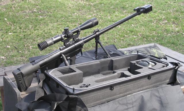 Крупнокалиберная винтовка «Falcon» (Чехословакия)