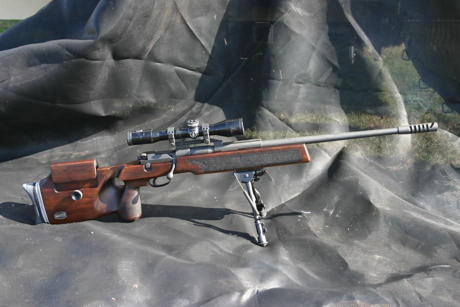 Снайперские винтовки «Mauser» SP 66, «Walther» WA 2000 и «Erma-Suhl» SR 100 (ФРГ)
