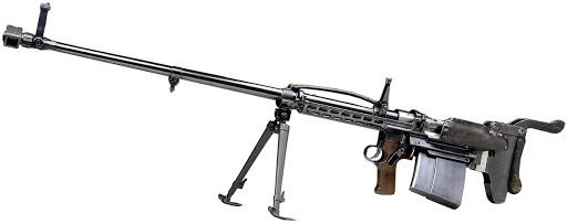Конструкция винтовки MSS 41