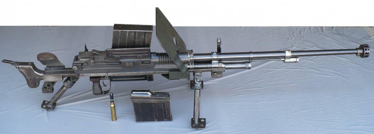 Конструкция винтовки «Type 97»