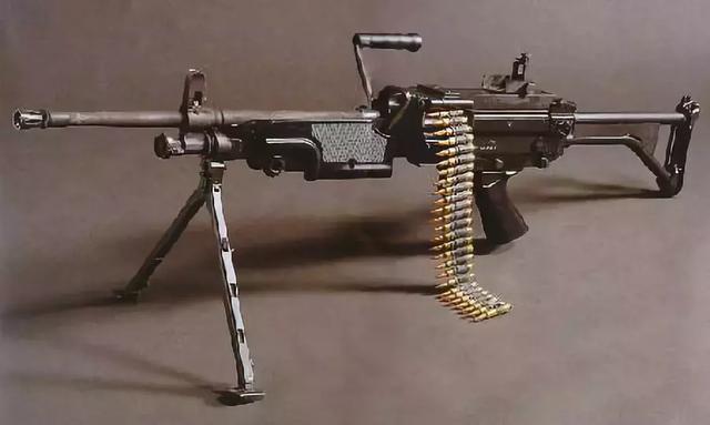 Ручной пулемет FN «Minimi» (Бельгия)