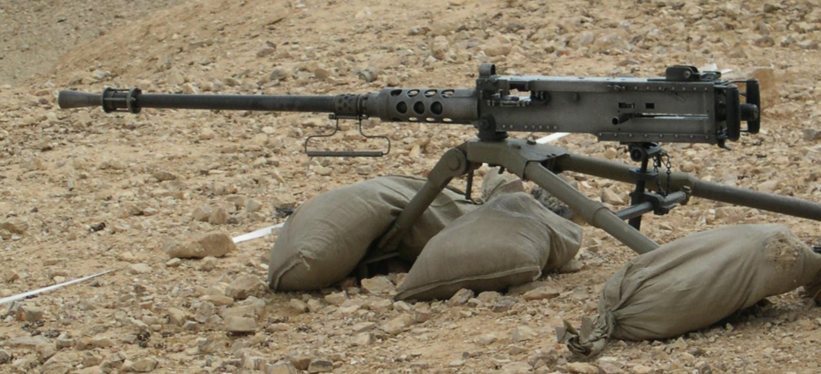 Крупнокалиберные пулеметы «FN-Brownivg» М 2 HQCB  и М 3 (Бельгия)