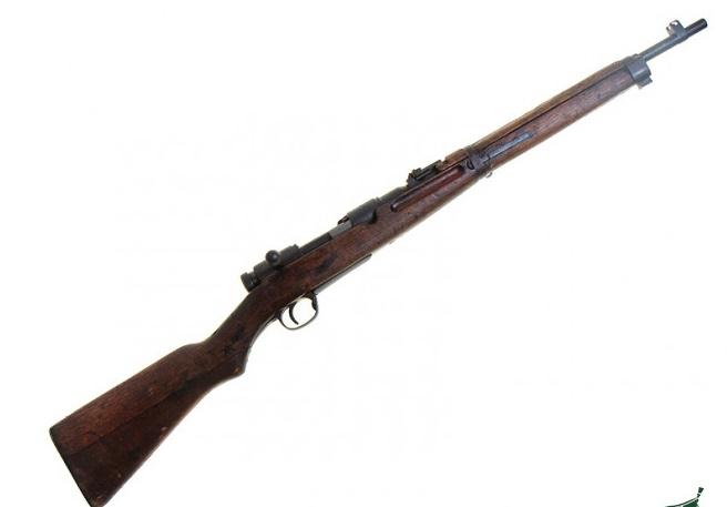 Конструкция винтовки «Arisaka» обр. 1897 г.