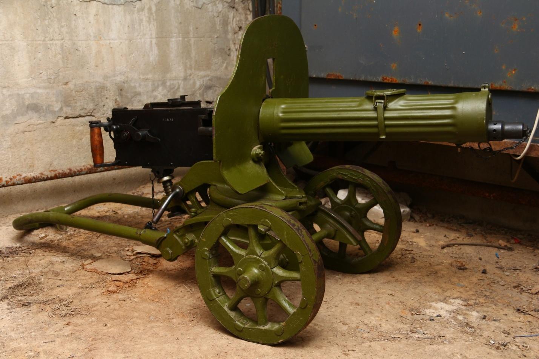 Станковые пулеметы «Maxim» (Великобритания)