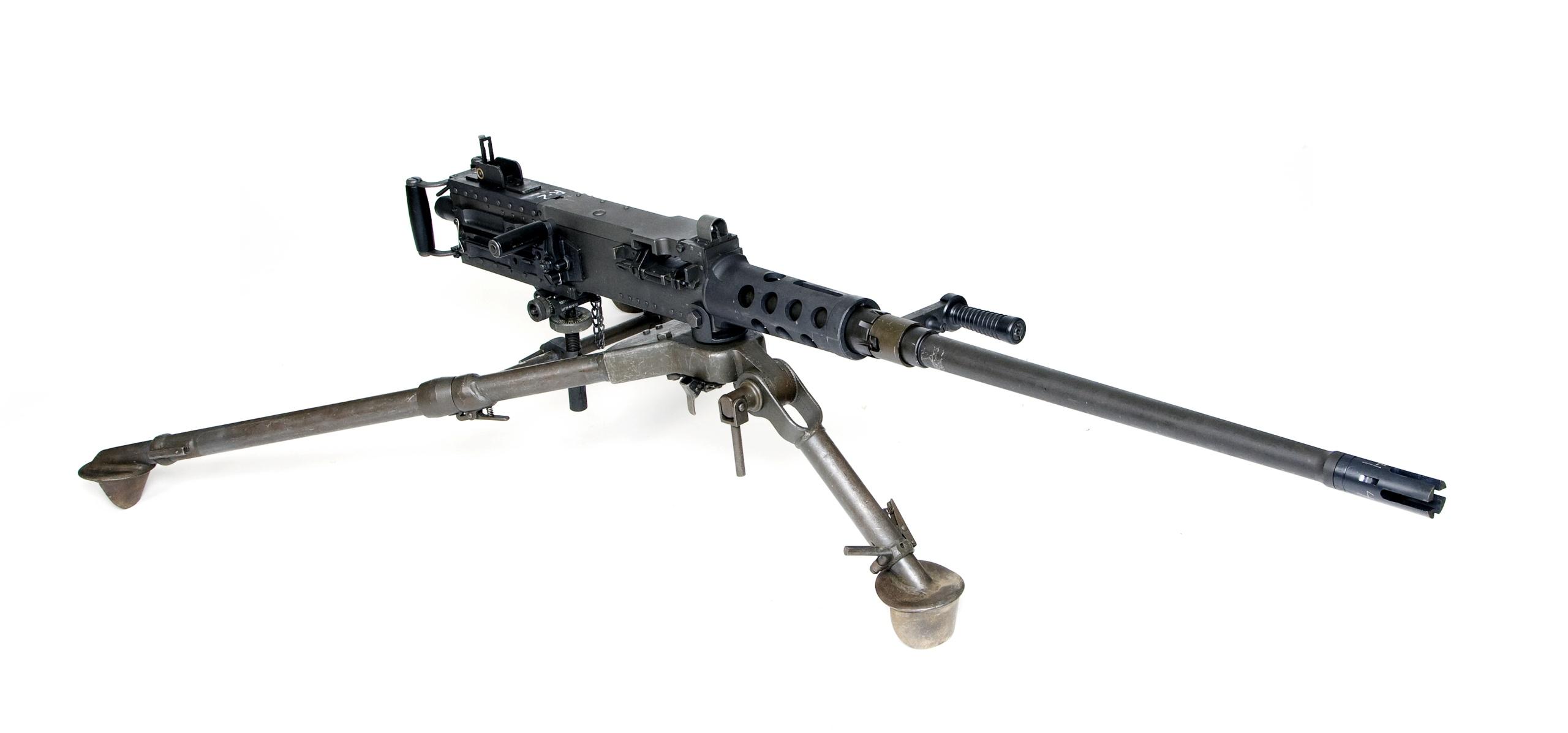 Конструкция пулемета «FN-Browning» М 2 HQCB