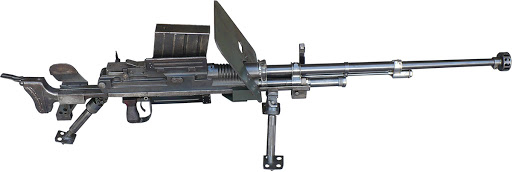 Противотанковая винтовка «Type 97» (Япония)