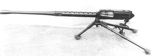 Конструкция крупнокалиберных пулеметов Робинсона