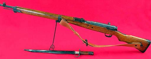 Конструкция винтовки «Type 99»