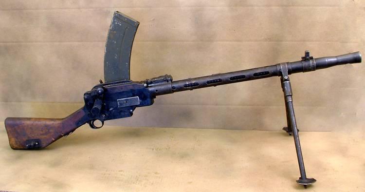 Ручные пулеметы «Madsen» (Дания)