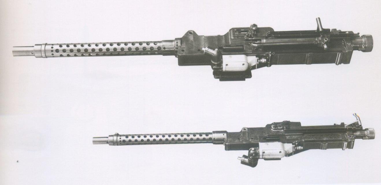 Крупнокалиберные пулеметы «Breda-SAFAT» (Италия)