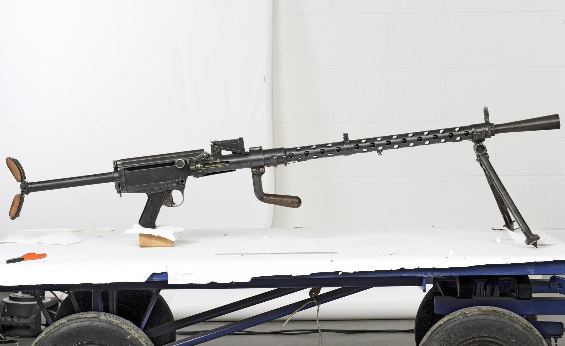 Ручной пулемет «Dreyse» MG 13 (Германия)